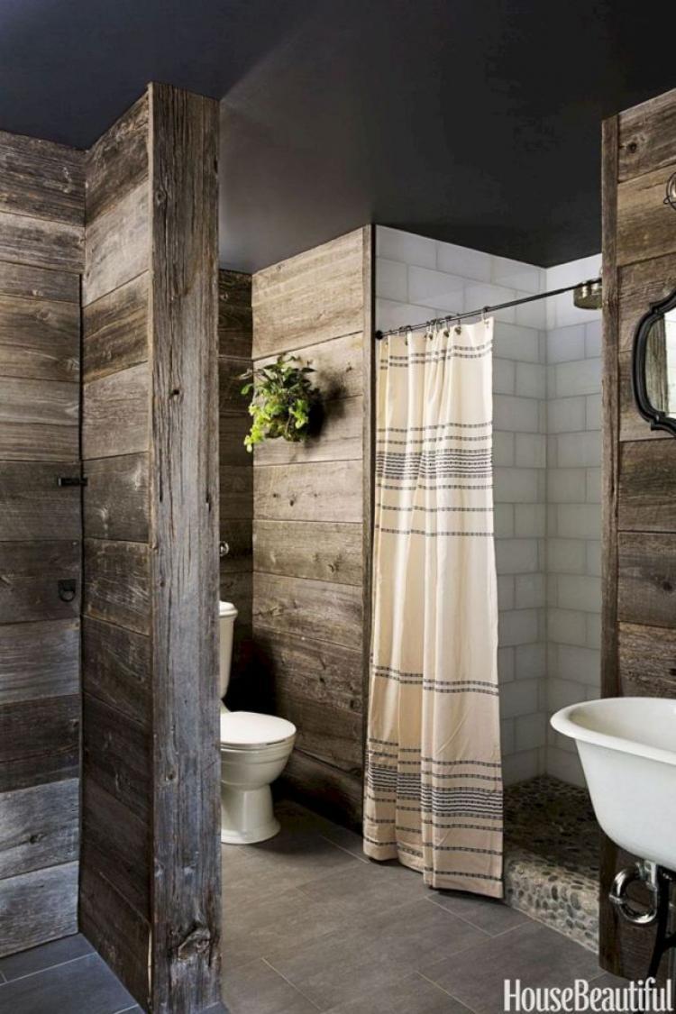 25 Amazing Rustic Exterior Design Ideas: 25+ Amazing Diy Rustic Bathroom Decor You Should Have Ideas