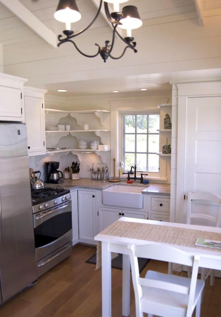 49 Smart Small Cottage Kitchen Design Ideas Page 4 Of 49