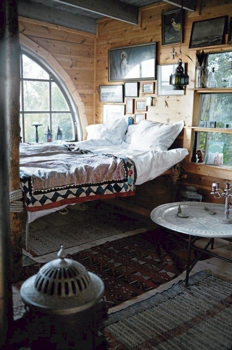 89+ cozy & romantic bohemian style bedroom decorating ideas - page 8 of 90