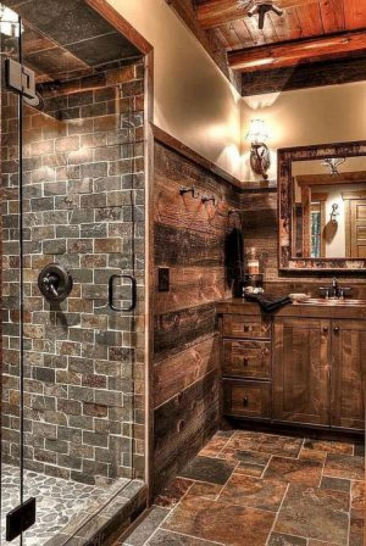 25 Amazing Diy Rustic Bathroom Decor You Should Have Ideas Page 3 Of 26
