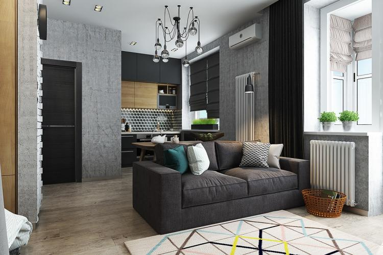 40 Minimalist Home Designs Ideas Under 50 Square Meters