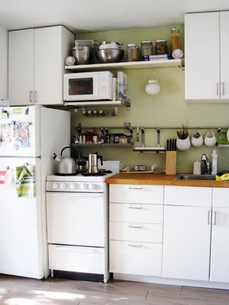 49 Smart Small Cottage Kitchen Design Ideas