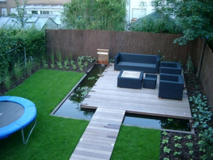 110 Lovely Garden For Small Space Design Ideas