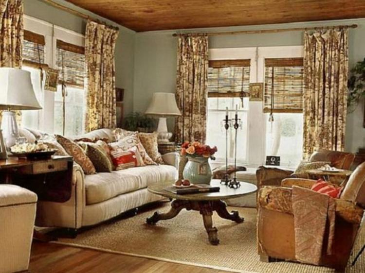 40 Nice Country Home Decorating Ideas