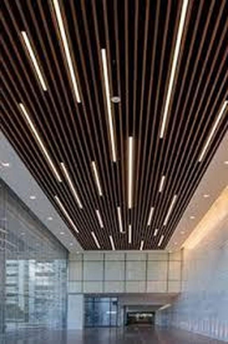 63 Awesome Modern Led Strip Ceiling Light Design