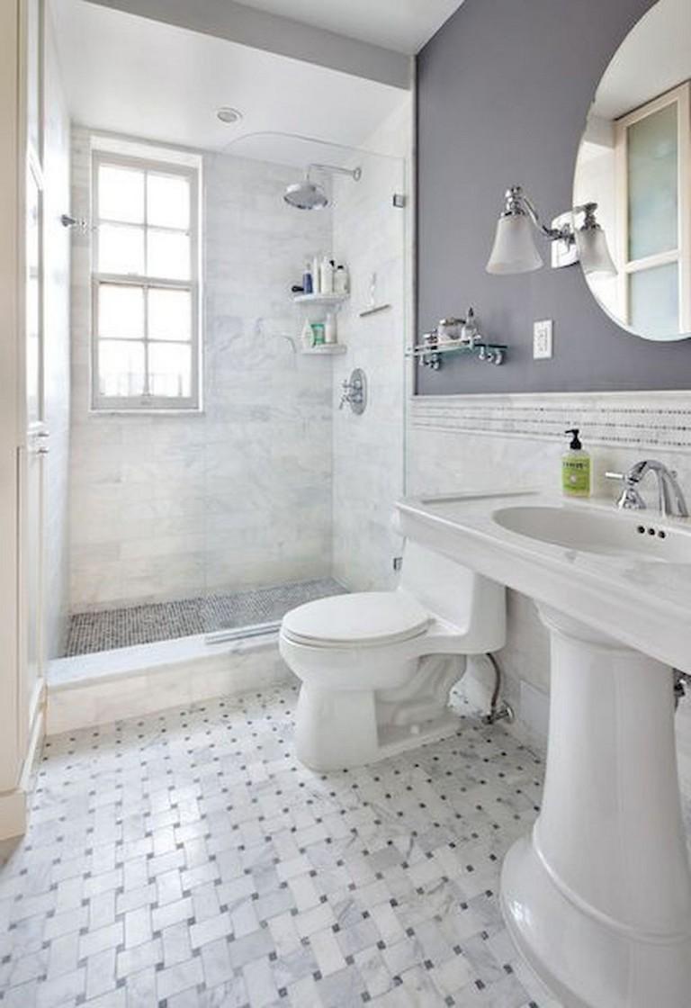 41 Cool Small Studio Apartment Bathroom Remodel Ideas
