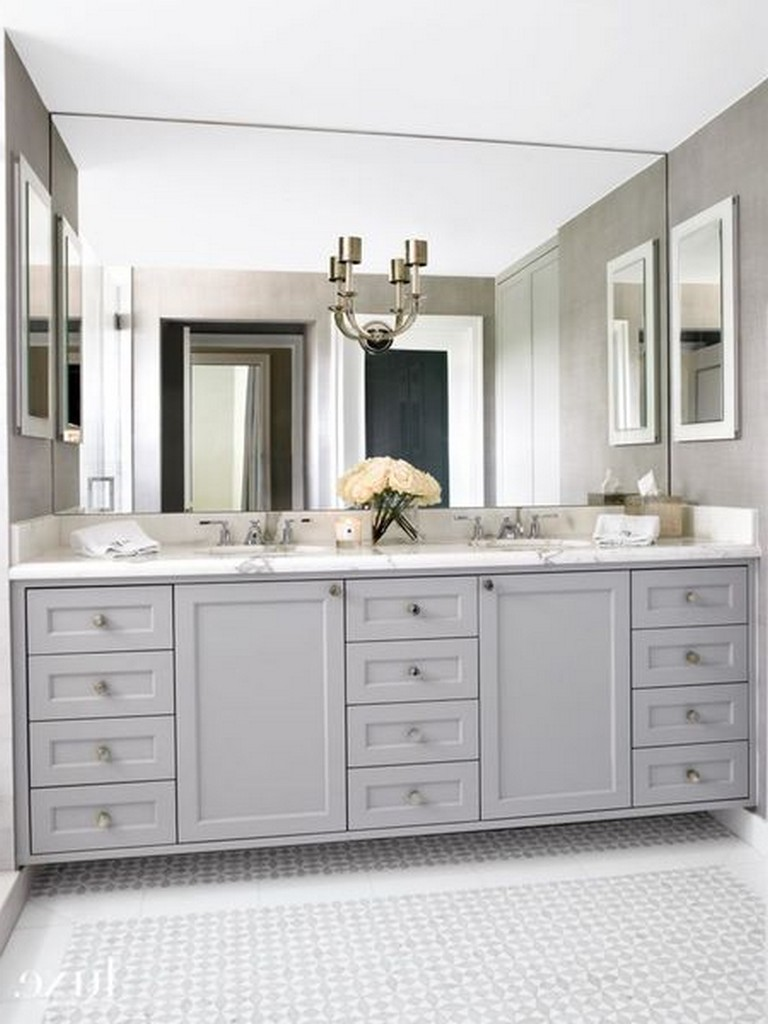 22+ Easy and Elegant Bathroom Mirrors Design Ideas