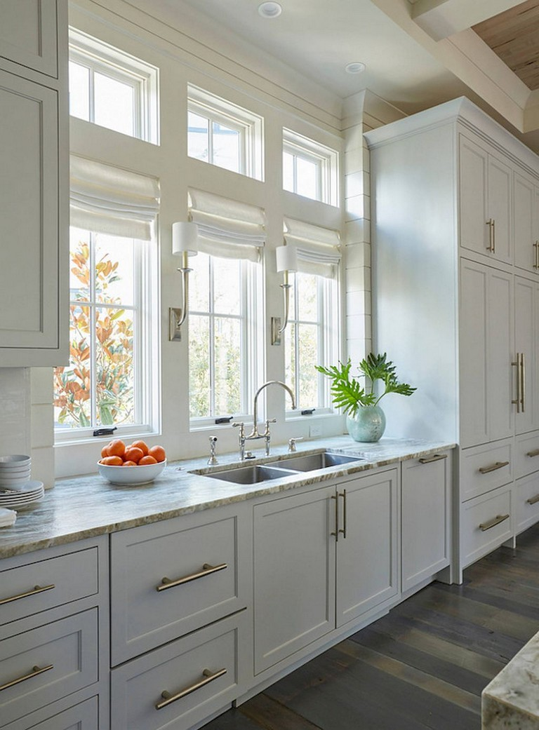 94 Lovely Kitchen Window Design Ideas Page 3 of 95
