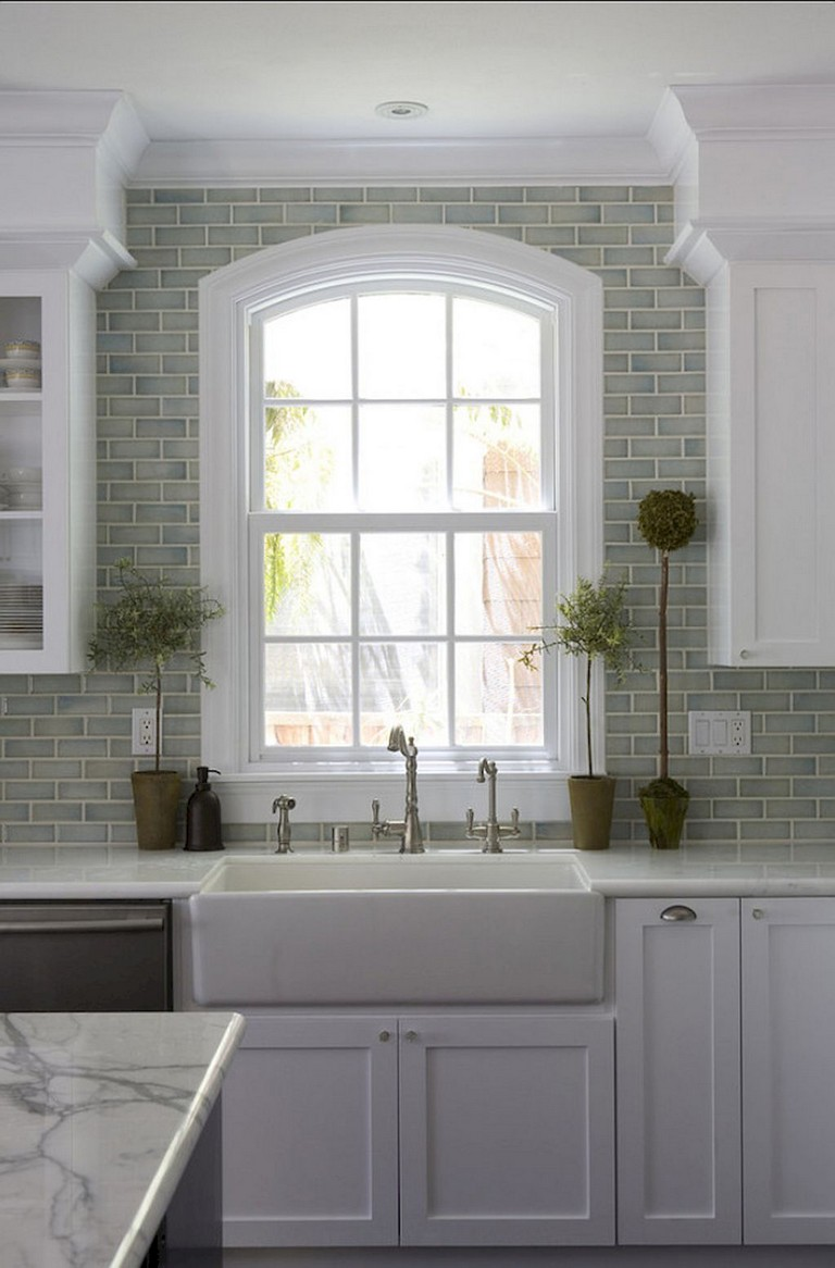 94 Lovely Kitchen Window Design Ideas Page 2 of 95